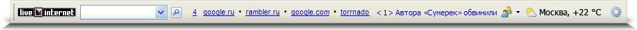 LiveInternet Toolbar