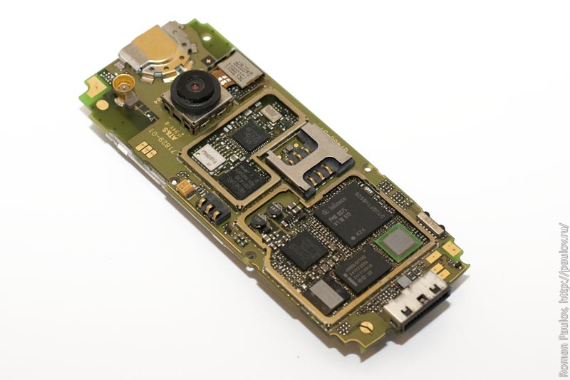 Как разобрать телефон Siemens s65