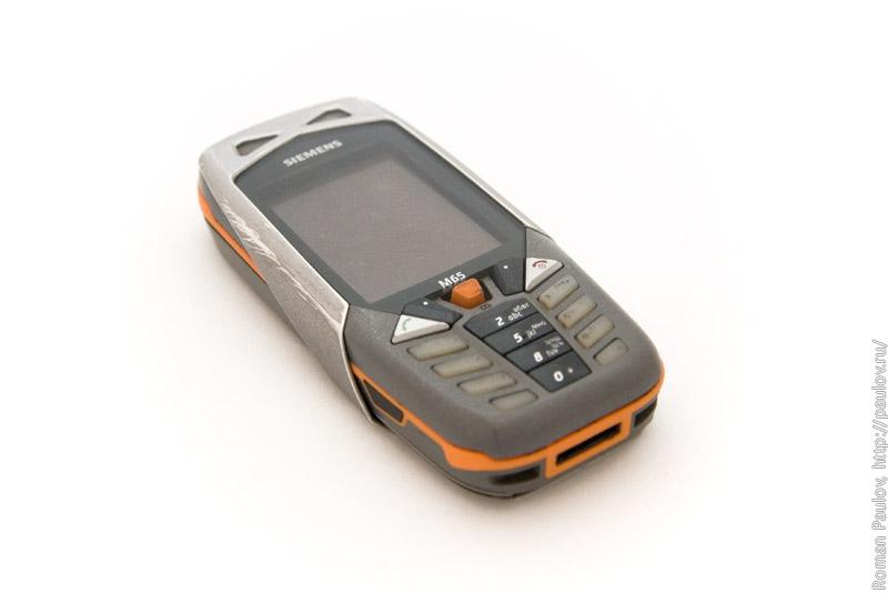 Мобильные телефоны siemens обзор