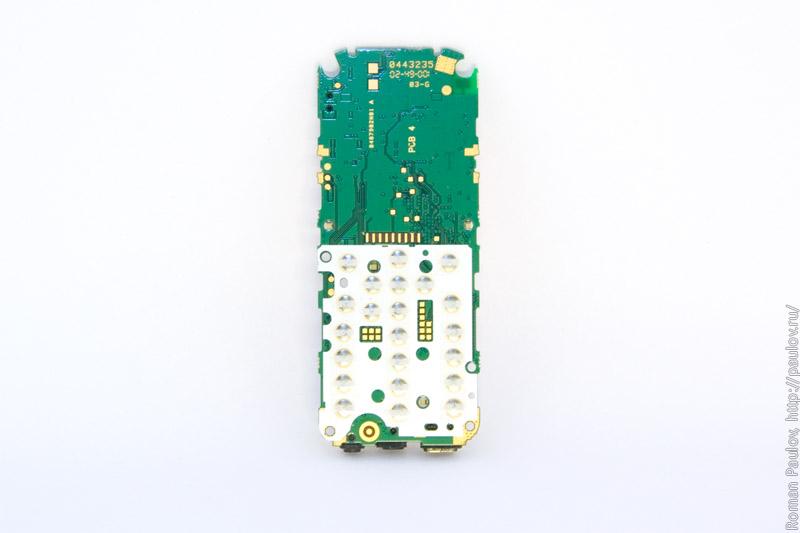 Как разобрать телефон Motorola C330