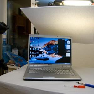 Как разобрать и почистить ноутбук Dell Inspiron 1525