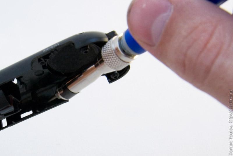 Как разобрать диктофон Samsung Voice Yepp VY-H200
