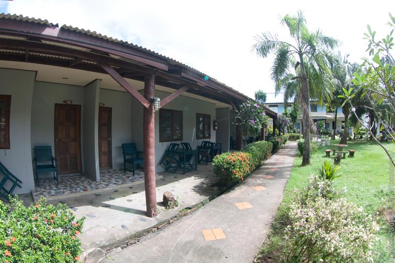 Наша вторая гостиница в таиланде Jinta Hotel