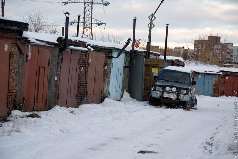 В Новосибирске выпал первый снег пора переобувать машину