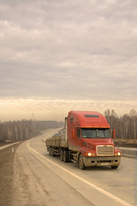 Сдан очередной этап северного обхода Новосибирска