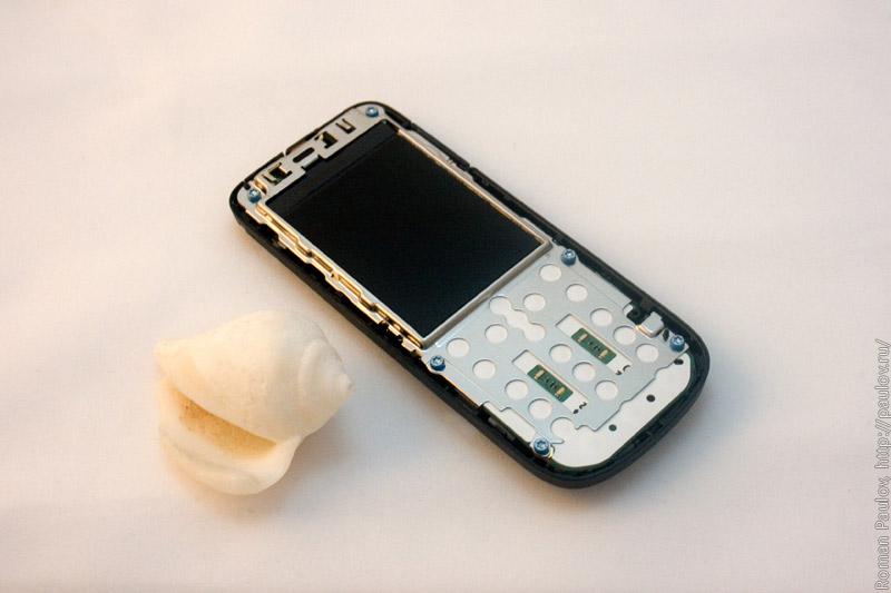 Как разобрать телефон Nokia 2700c 2