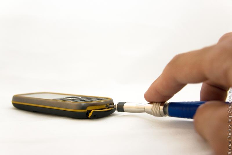 Как разобрать телефон Nokia 3720 classic