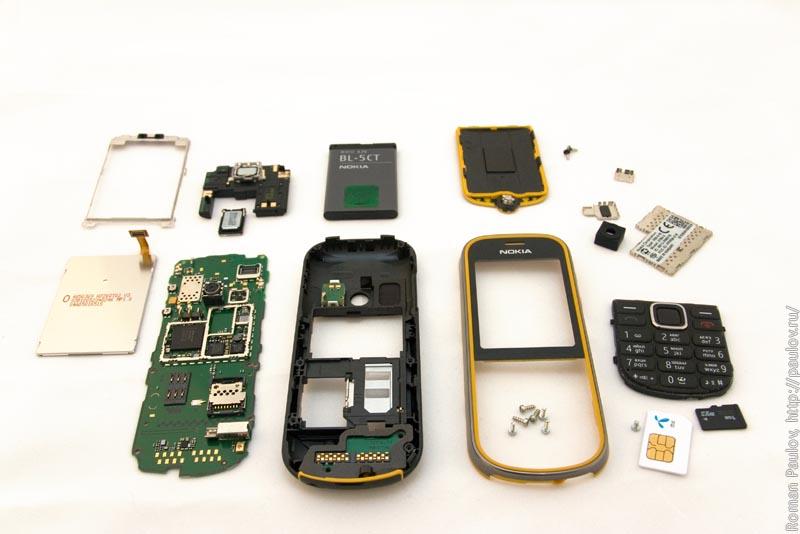 Телефон нокия ремонт своими руками 54