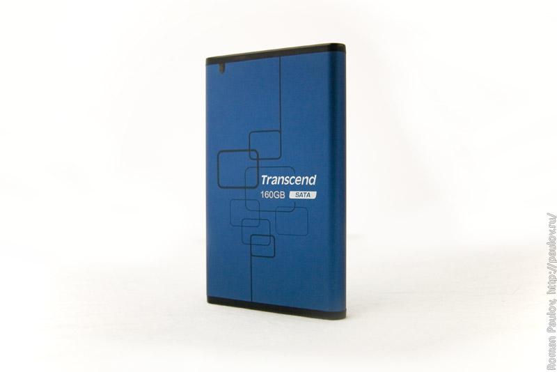 Как разобрать жесткий диск Transcend StoreJet 2.5