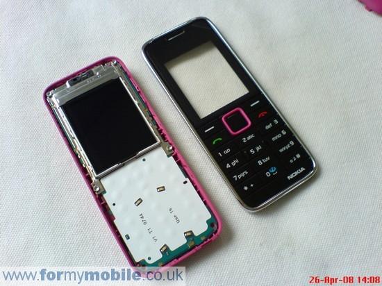 Как разобрать телефон Nokia 3500 classic (4)