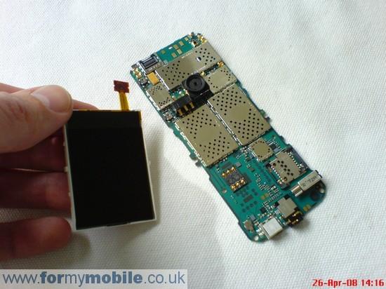 Как разобрать телефон Nokia 3500 classic (9)