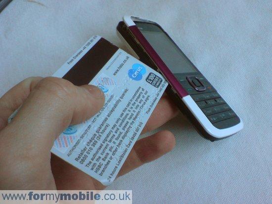 Как разобрать телефон Nokia 5000 (3)