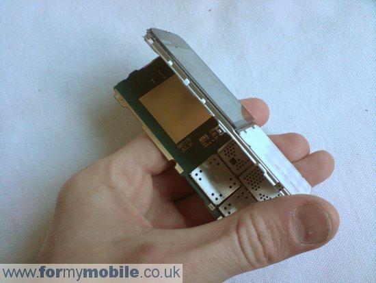 Как разобрать телефон Nokia 5000 (7)