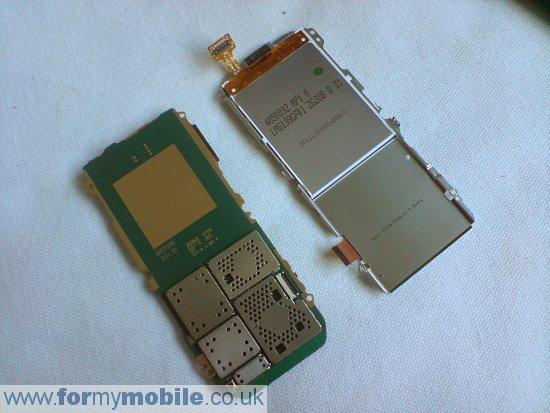 Как разобрать телефон Nokia 5000 (9)