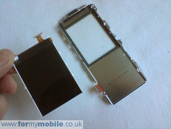 Как разобрать телефон Nokia 5000 (10)