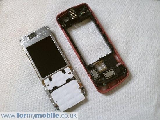 Как разобрать телефон Nokia 5220 Xpress Music (5)