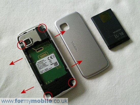 инструкция по эксплуатации телефона нокия 5230 видео - фото 6