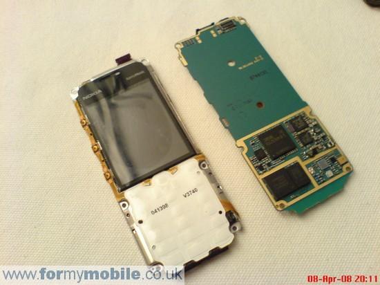 Как разобрать телефон Nokia 5310 Xpress Music