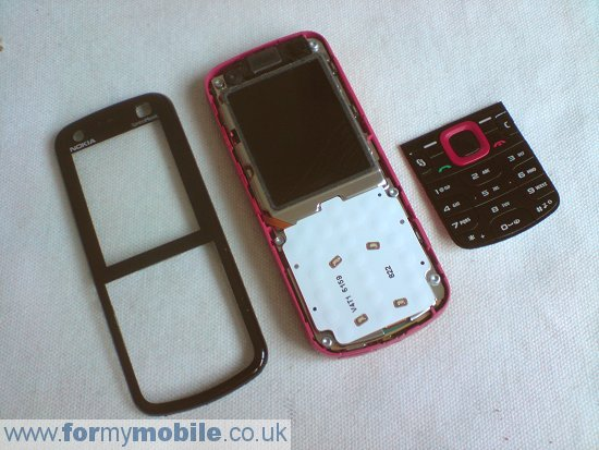 Разбираем телефон Nokia 5320 Xpress Music для смены матрицы. ds_used_tools Эта статья не является.