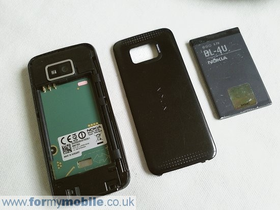Как разобрать телефон Nokia 5530 Xpress Music