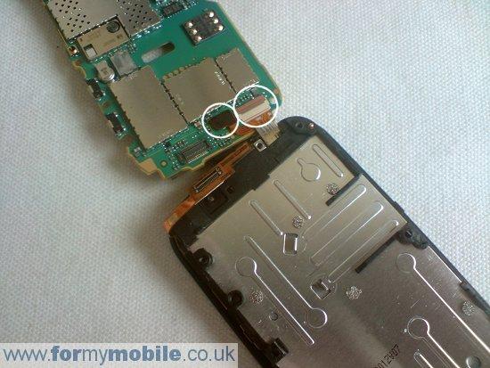 Как разобрать телефон Nokia 5800 Xpress Music