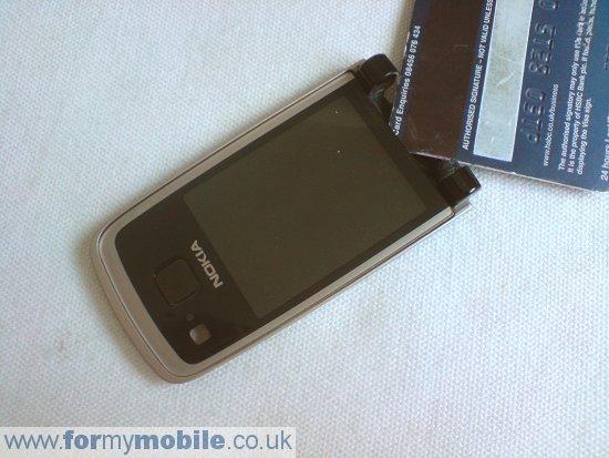 Как разобрать телефон Nokia 6600 Fold (11)