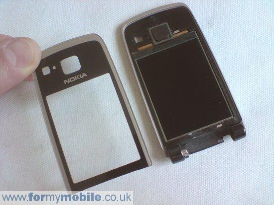 Как разобрать телефон Nokia 6600 Fold (12)