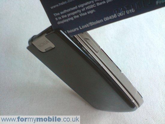 Как разобрать телефон Nokia 6600 Fold (5)
