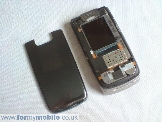 Как разобрать телефон Nokia 6600 Fold (6)