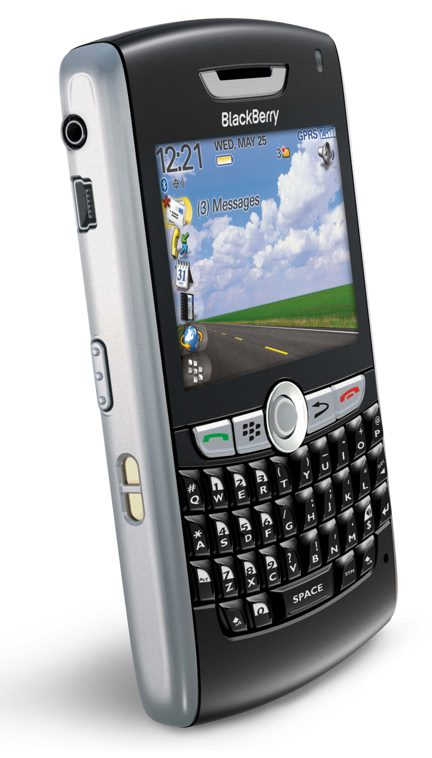 Как разобрать телефон BlackBerry 8800