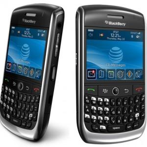 Как разобрать телефон BlackBerry Curve 8900