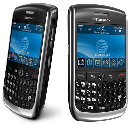 Как разобрать телефон BlackBerry Curve 8900