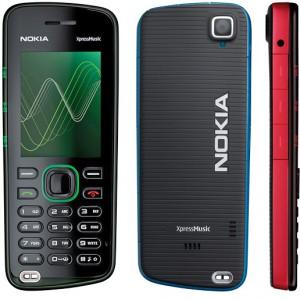 Как разобрать телефон Nokia 5220 Xpress Music
