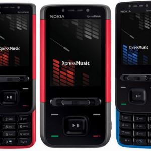 Как разобрать телефон Nokia 5610 Xpress Music