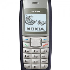 Как разобрать телефон Nokia 1112 (1)