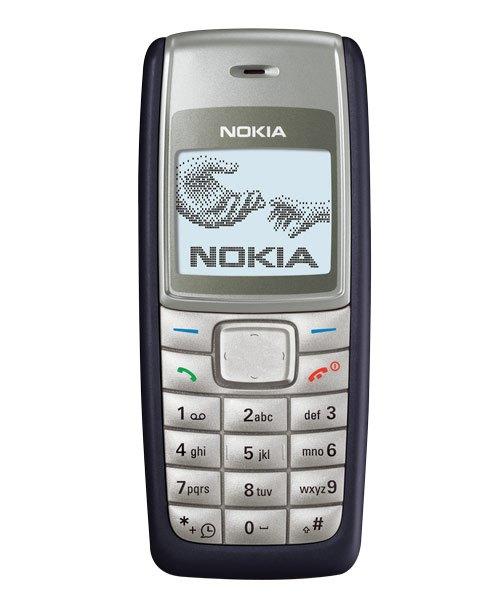 Как разобрать телефон Nokia 1112