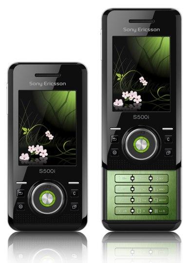 Как разобрать телефон Sony Ericsson S500i