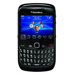 Как разобрать телефон BlackBerry Curve 8520