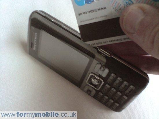 Как разобрать телефон Sony Ericsson C702