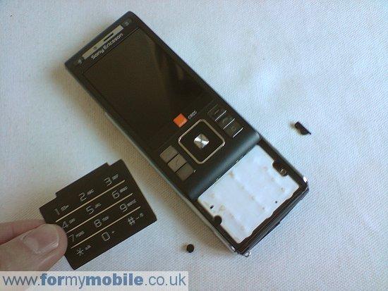 телефон Sony Ericsson C905