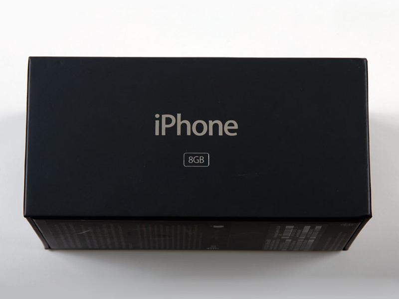 Как разобрать iPhone первого поколения