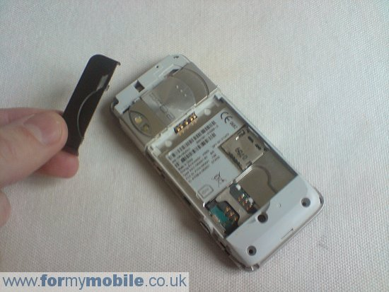 Как разобрать телефон Sony