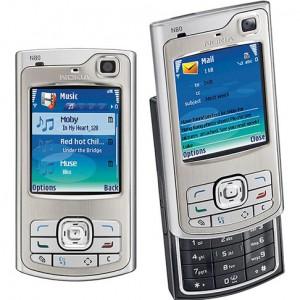 Как разобрать телефон Nokia N80