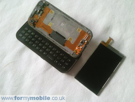 Как разобрать телефон Nokia N97 mini