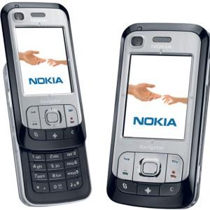 Как разобрать телефон Nokia 6110 Navigator (1)