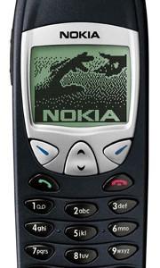 Как разобрать телефон Nokia 6210 (1)