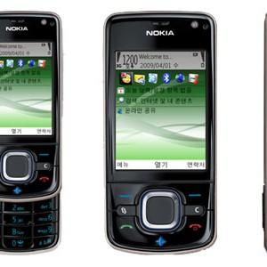 Как разобрать телефон Nokia 6210 Navigator (1)