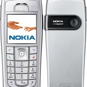 Как разобрать телефон Nokia 6230 (1)