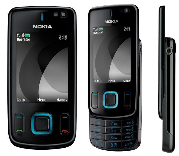 Как разобрать телефон Nokia 6600 Slide