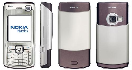Как разобрать телефон Nokia N70 | Блогофолио Романа Паулова